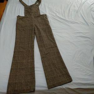 Sally Tseng wool cashmere blend overall
